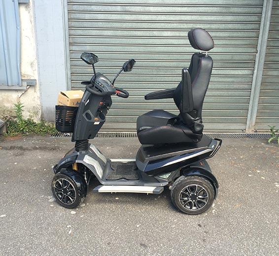 Stannah Pantera scooter de segunda mano