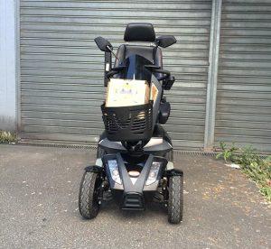 Stannah Pantera scooter electrico de segunda mano