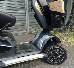 scooter electrico pantera de segunda mano