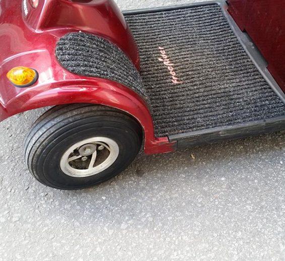 scooter movilidad reducida segunda mano Stannah midi