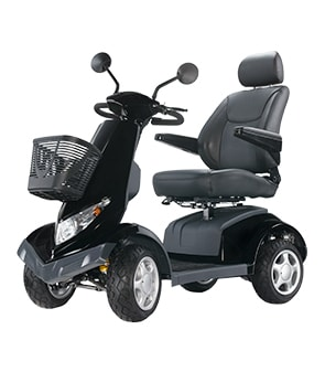 Stannah Maxi scooter movilidad