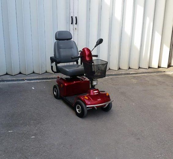 scooter movilidade de segunda mano