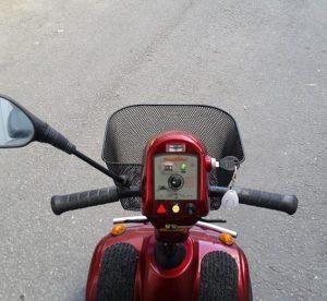 scooter movilidad reducida segunda mano