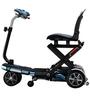 stannah travel scooter