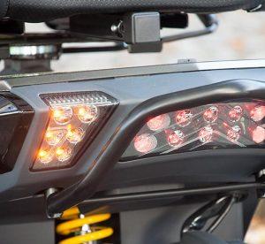 Luces LED para scooter de movilidad reducida