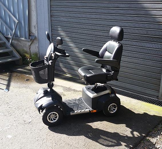 Stannah Midi segunda mano scooter para movilidad reducida