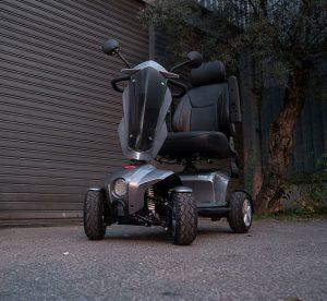 Stannah Stylo segunda mano scooter electrico