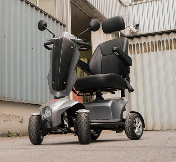 Stannah Stylo segunda mano scooter movilidad