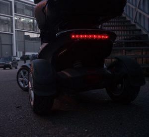 Stannah Stylo vehiculo para minusvalidos