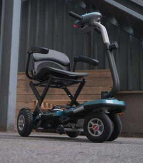 Stannah Viaje scooter electrico movilidad reducida segunda mano