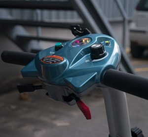 Stannah Viaje scooter movilidad desmontable
