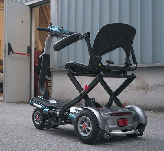 Stannah Viaje segunda mano scooter movilidad para minusvalidos