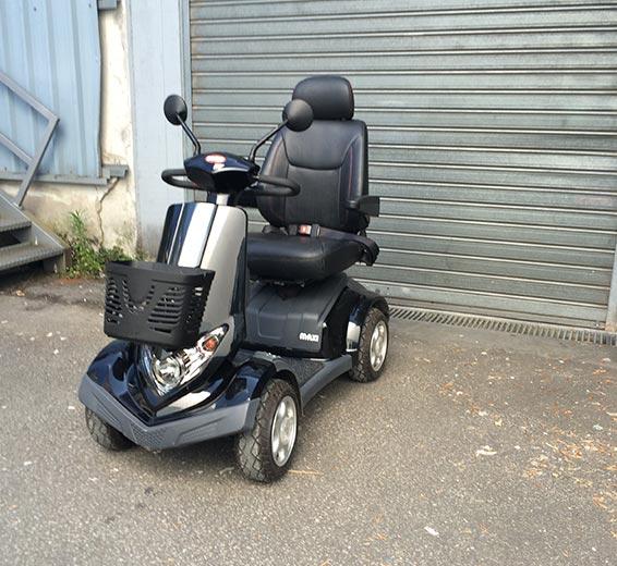 Stannah maxi moto movilidade