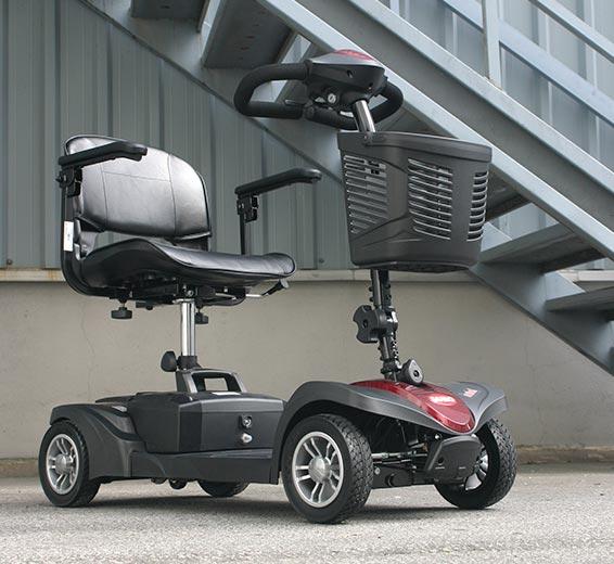 Vehiculo movilidad reducida para minusvalidos de segunda mano