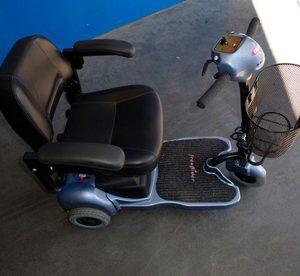 moto electrico de movilidad reducida de segunda mano