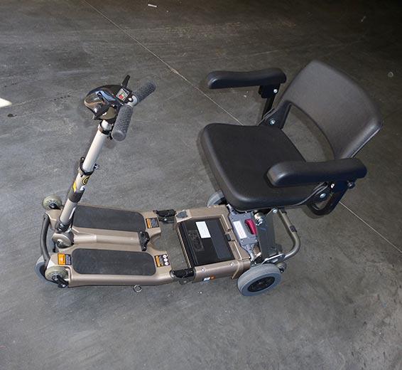 moto electrico movilidad de segunda mano