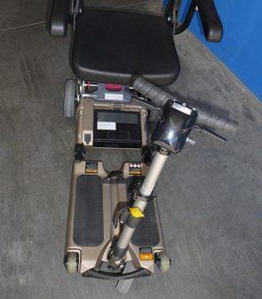 moto movilidade electrico