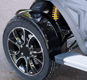 pneu segunda mano scooter de movilidad reducida