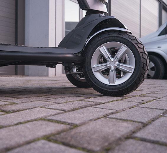 ruedas scooter electrica movilidad segunda mano