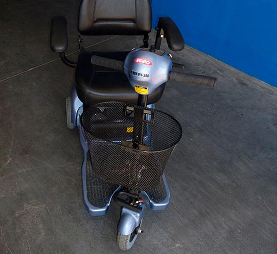 scooter electrico de movilidad de segunda mano mini desmontable