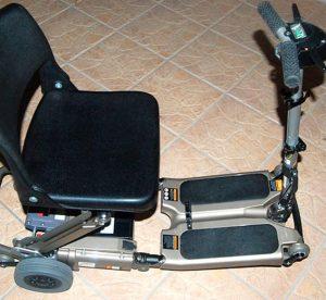 scooter electrico movilidad reducida segunda mano