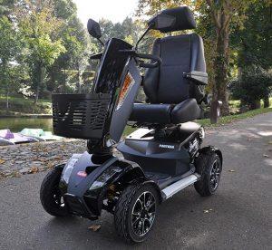 scooter electrico segunda mano pantera