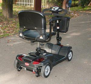 scooter electrico stannah mini de segunda mano