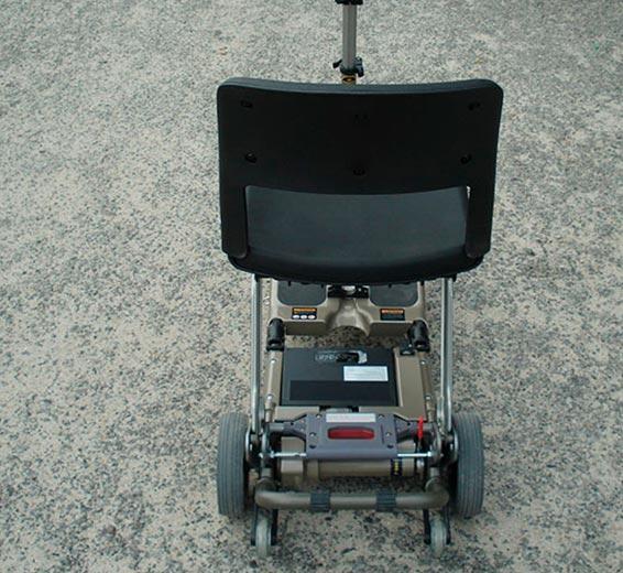 stannah agil vehiculo electrico movilidade reducida