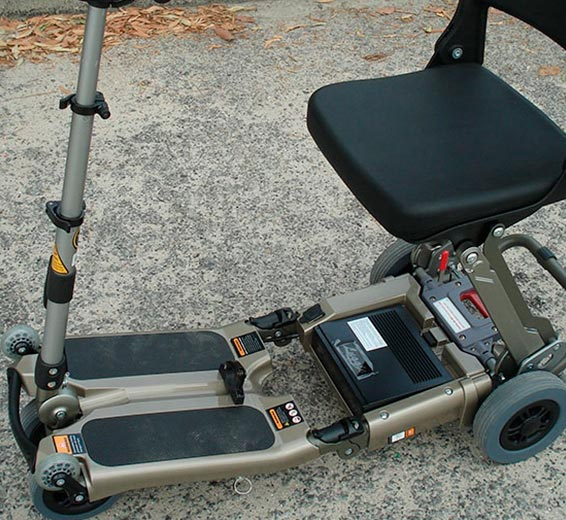 stannah agil vehiculo electrico movilidade segunda mano