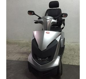 moto segunda mano movilidad reducida