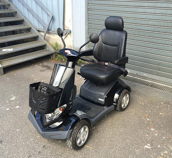 stannah master scooter electrico movilidad