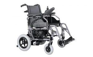 Silla de ruedas imagen transportable